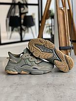 Кроссовки Adidas Ozweego Haki Адидас Озвиго Хаки (41,42,43,45), фото 2