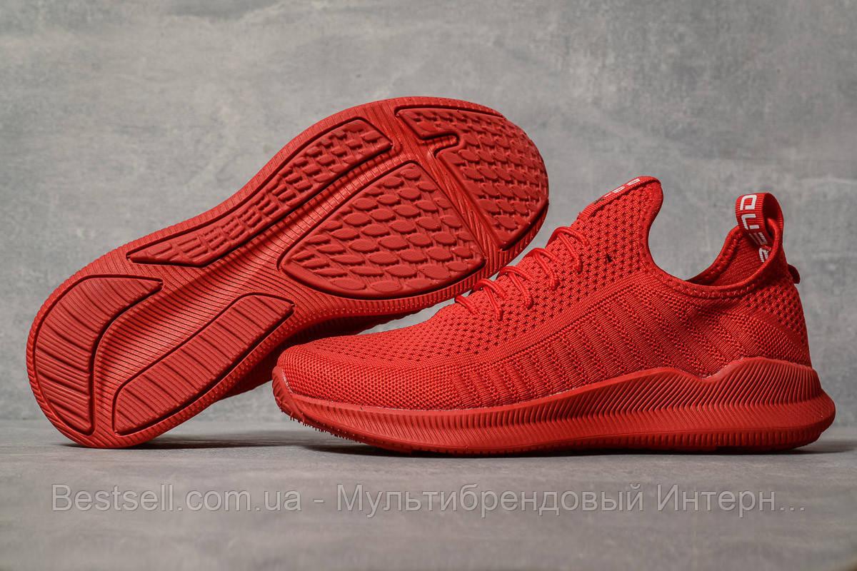 Кроссовки мужские 10474, BaaS BS-X, красные, [ 43 44 ] р. 43-28,0см.