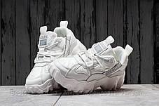 Кроссовки женские 10524, BaaS Cushion, белые, [ 36 37 38 ] р. 36-22,5см., фото 3