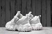 Кроссовки женские 10524, BaaS Cushion, белые, [ 36 37 38 ] р. 36-22,5см., фото 2