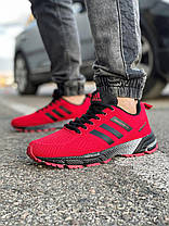 Кросівки чоловічі 18531, Adidas Marathon Tr, червоні, [ 43 ] р. 41-26,8 див., фото 2