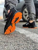 Кроссовки мужские 18533, Adidas Marathon Tr, черные, [ 42 43 44 45 ] р. 41-26,8см., фото 3