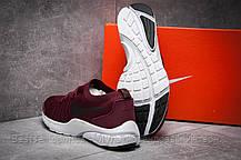 Кроссовки мужские 12552, Nike Air, бордовые, [ нет в наличии ] р. 41-25,9см., фото 2