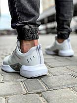 Кроссовки мужские 18563, Adidas Climacool, белые, [ 43 44 ] р. 41-26,0см., фото 2