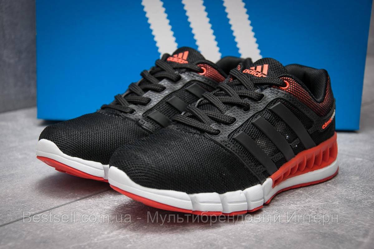 Кроссовки женские 13092, Adidas Climacool, черные, [ 37 ] р. 36-22,2см.