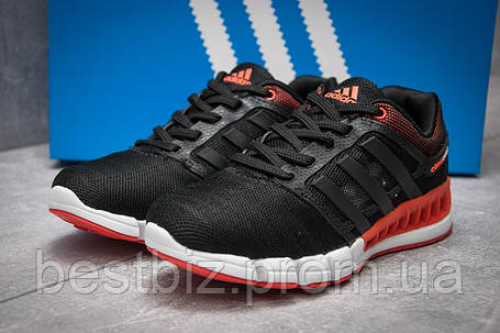 Кроссовки женские 13092, Adidas Climacool, черные, [ 37 ] р. 36-22,2см., фото 2