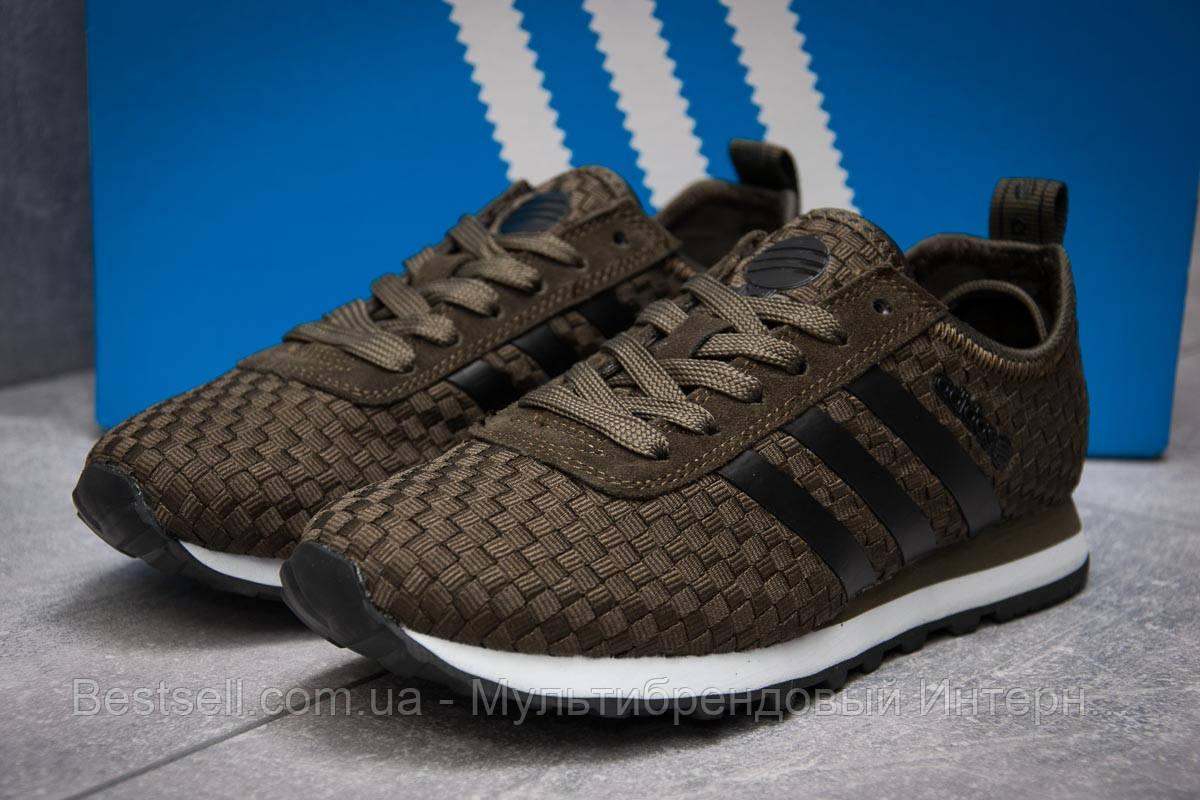 Кросівки жіночі 13412, Adidas Lite, хакі, [ 38 ] р. 38-23,8 див.