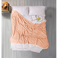 Простынь Iris Home махровая - Peach 190*220