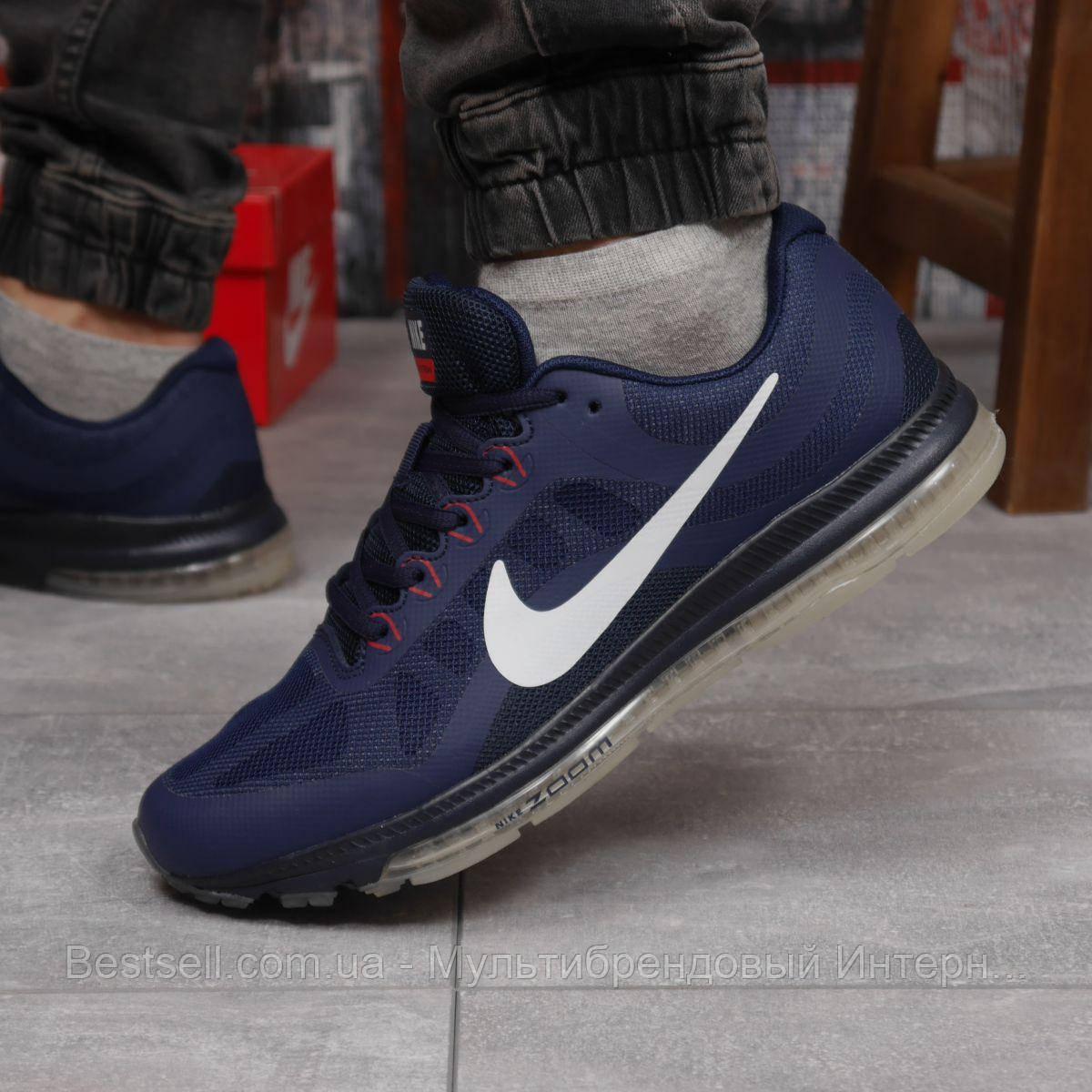 Кросівки чоловічі 13462, Nike Zoom Streak, темно-сині, [ немає ] р. 44-28,4 див.