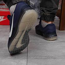 Кросівки чоловічі 13462, Nike Zoom Streak, темно-сині, [ немає ] р. 44-28,4 див., фото 3