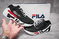 Кросівки жіночі 13671, Fila Mino One, чорні, [ 36 37,5 ] р. 36-23,0 див., фото 2