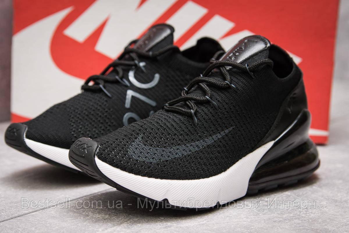 Кросівки жіночі 13741, Nike Air 270, чорні, [ 36 ] р. 36-22,5 див.
