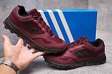 Кросівки чоловічі 13895, Adidas Climacool 295, бордові, [ 44 ] р. 44-27,5 див., фото 2