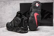 Кроссовки мужские 13915, Nike More Uptempo, черные, [ нет в наличии ] р. 44-28,1см., фото 2