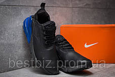 Кроссовки мужские 14021, Nike Air 270, черные, [ 42 44 ] р. 42-26,4см., фото 3
