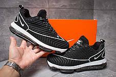 Кроссовки мужские 14056, Nike Air Max, черные, [ нет в наличии ] р. 43-27,8см., фото 2