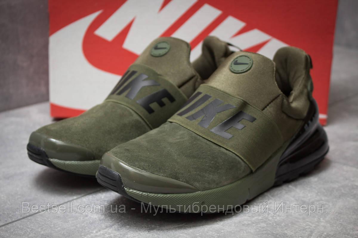 Кроссовки мужские 14082, Nike Air Max, зеленые, [ нет в наличии ] р. 42-26,5см.