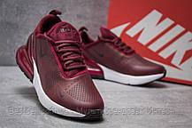 Кросівки жіночі 14453, Nike Air 270, бордові, [ немає ] р. 37-23,4 див., фото 3