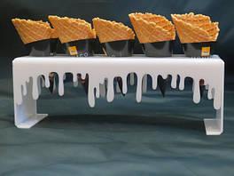 Подставки для вафельных рожков с мороженым