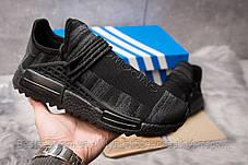 Кросівки чоловічі 14921, Adidas Pharrell Williams, чорні, [ 42 43 44 ] р. 42-27,0 див. 43, фото 2