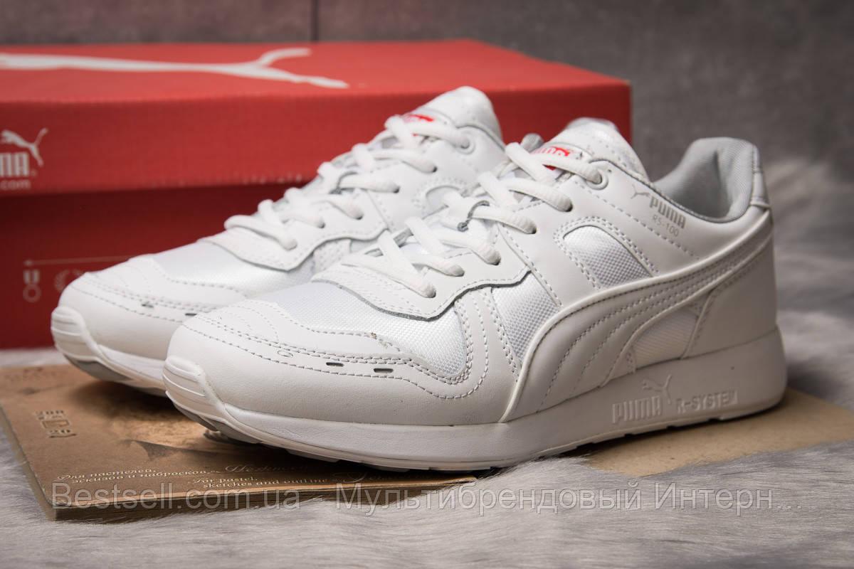 Кросівки чоловічі 14932, Puma Roland RS-100, білі, [ 44 ] р. 44-28,2 див.