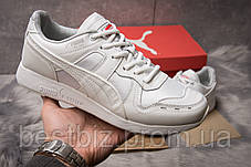 Кросівки чоловічі 14932, Puma Roland RS-100, білі, [ 44 ] р. 44-28,2 див., фото 2