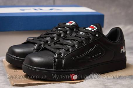Кросівки чоловічі 14941, Fila, чорні, [ ] р. 43-27,5 див., фото 2