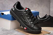 Кросівки чоловічі 14941, Fila, чорні, [ ] р. 43-27,5 див., фото 3