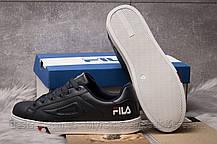 Кросівки чоловічі 14943, Fila, темно-сині, [ 41 ] р. 41-25,9 див., фото 2