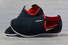 Кроссовки мужские 17492, Nike Free 3.0, темно-синие, [ нет в наличии ] р. 43-27,5см., фото 3
