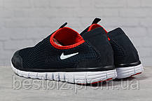 Кроссовки мужские 17492, Nike Free 3.0, темно-синие, [ нет в наличии ] р. 43-27,5см., фото 2
