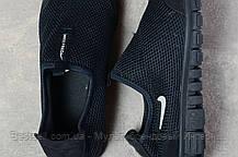 Кроссовки мужские 17493, Nike Free 3.0, темно-синие, [ 43 ] р. 42-27,0см., фото 3