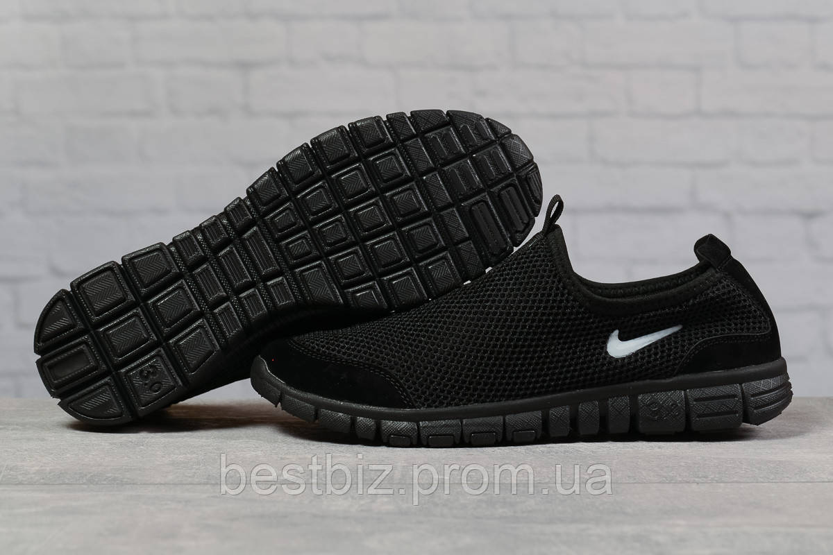 Кросівки чоловічі 17495, Nike Free 3.0, чорні, [ 44 45 ] р. 42-27,0 див.