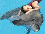 Дельфинотерапия на о.Бали, Индонезия, фото 4