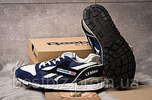 Кросівки чоловічі 14994, Reebok LX8500, темно-сині, [ немає ] р. 43-27,5 див., фото 2