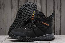 Зимові чоловічі кросівки 31231, Columbia Waterproof, чорні, [ немає ] р. 42-27,5 див., фото 3