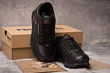 Кросівки жіночі 15013, Reebok Classic, чорні, [ 36 ] р. 36-22,5 див., фото 3