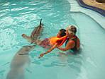 Дельфинотерапия на о.Бали, Индонезия, фото 5