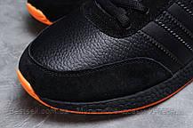 Зимние мужские кроссовки 31284, Adidas Iniki, черные, [ нет в наличии ] р. 44-28,0см., фото 2