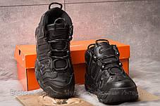 Кроссовки женские 15241, Nike Air Uptempo, черные, [ нет в наличии ] р. 41-26,4см., фото 3
