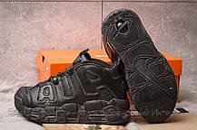 Кроссовки женские 15241, Nike Air Uptempo, черные, [ нет в наличии ] р. 41-26,4см., фото 2