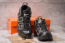 Кроссовки женские 15242, Nike Air Uptempo, черные, [ 41 ] р. 41-26,4см., фото 3
