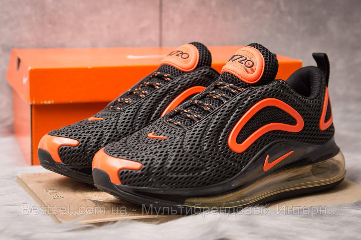 Кросівки чоловічі 15254, Nike Air Max, чорні, [ 41 44 ] р. 41-26,5 див.