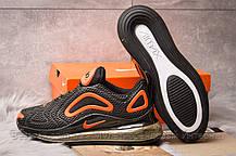 Кросівки чоловічі 15254, Nike Air Max, чорні, [ 41 44 ] р. 41-26,5 див., фото 2