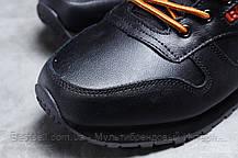 Зимові чоловічі кросівки 31482, Reebok Classic (хутро), чорні, [ немає ] р. 45-29,0 див., фото 2