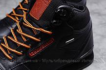 Зимові чоловічі кросівки 31482, Reebok Classic (хутро), чорні, [ немає ] р. 45-29,0 див., фото 3