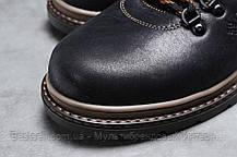 Зимние мужские ботинки 31502, Columbia Sportwear (мех), черные, [ 44 ] р. 42-28,0см., фото 2