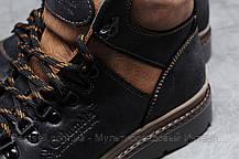 Зимние мужские ботинки 31502, Columbia Sportwear (мех), черные, [ 44 ] р. 42-28,0см., фото 3