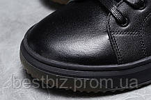Зимние мужские ботинки 31511, Philipp Plein (мех), черные, [ нет в наличии ] р. 40-26,5см., фото 2