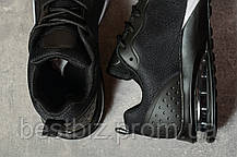 Кроссовки мужские 17541, Jomix, черные, [ 44 45 ] р. 43-28,0см., фото 3